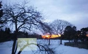 Earth Sky Fire & Snow